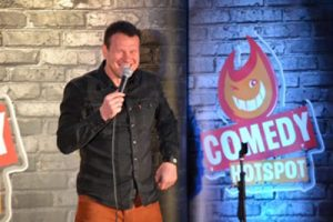 Maff Brown - Comedian