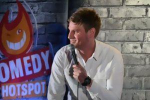 Scott Bennett - Comedian